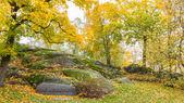 Park in Helsinki Finland — Стоковое фото