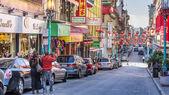SAN FRANCISCO, US - AUGUST 1, 2014:  Chinatown San Francisco — Stock Photo