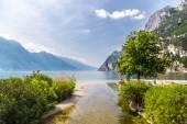 Lake Garda, İtalya — Stok fotoğraf