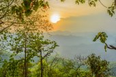 The country's northern mountainous Thai — Stock Photo