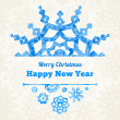 Snowflakes for Christmas — Stock Vector #56425957