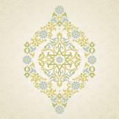 Pattern in Eastern style. — 图库矢量图片