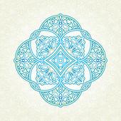 Pattern in Eastern style. — Vecteur