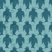 Bird Pattern — Stock Vector