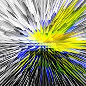 Pozadí abstraktní umění — Stock fotografie