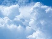 Beautiful cloud background — Stock Photo