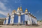 Михайловский Златоверхий монастырь в Киеве — Стоковое фото