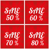Final sale. Big Sale design template. — Stockvektor