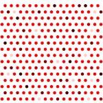Abstract geometric retro pattern seamless. Polka dot background. — Stock Vector #77291204