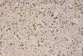 Rough mosaic on wall closeup — Stock Photo