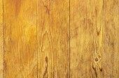 Lacquered wooden wall  — Stock Photo