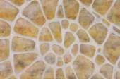 Drawing imitating stone wall closeup — Stock Photo
