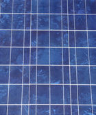 Solar panel closeup  — Stock Photo
