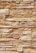 Cladding tiles imitating stones — Stock Photo