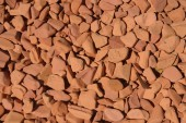 Red boulders wallpaper — Stock Photo