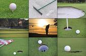 Golf — Stock Photo