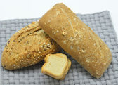Assortment of breads — Stock Photo