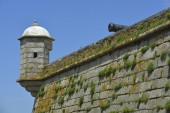 Old historic fort — Stock Photo