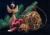 рождественский ангел — Стоковое фото