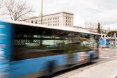 Bus de mouvement rapide — Photo
