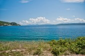 Croatian seascape — Stock Photo