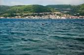 Beautiful bay on Vis Island, Croatia — Stock Photo