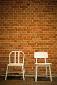 Two chairs — Stock Photo
