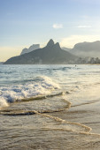 Praia de Ipanema — Stock Photo