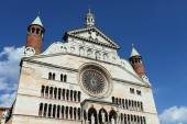 Cathedral of Cremona — Stock Photo