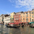 Grand canal of Venice, Italy — Stock Photo #53218837