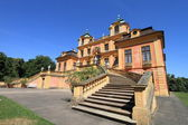 Schloss Ludwigsburg, Germany — Stock Photo