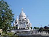 Sacre-Coeur Basilica, Paris — Stock Photo