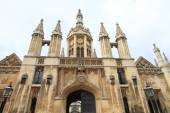 Medieval architecture of Cambridge — Stock Photo