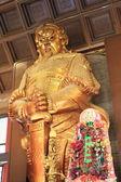 Che kung temple i hong kong — Stockfoto