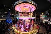 Christmas fair at 1881 heritage, Hong Kong — ストック写真