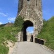 Medieval gate ruins of Dover castle — Stock Photo #60294293