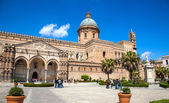 Palermo Cathedral of Sicily — Fotografia Stock