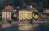 Lake Como resort, Italy — Stok fotoğraf