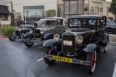 BlackHawk Cars n Coffee Car Show Danville Ca — Stock Photo