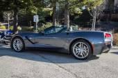 2015 Chevy Corvette — Stockfoto