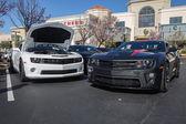 2014 Chevy Camaro SS — Zdjęcie stockowe