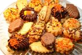 Thanksgiving Cookie Platter — Stock Photo