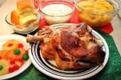 Jantar de natal — Foto Stock