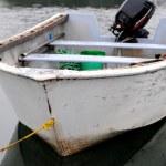 Small Motor Boat — Stock Photo #61881289