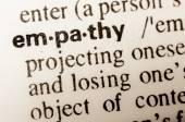Word empathy — Stock Photo