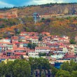 View of Old Town in Tbilisi, Georgia — Stock Photo #57446293
