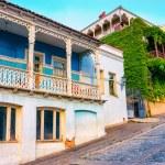 Narrow street of Old Tbilisi — Stock Photo #61692951