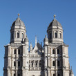 Saint-Michel church in Dijon — Stock Photo #57890059