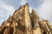 Cathedral in Metz, France — Stock Photo