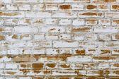 老年的砖墙壁纹理的背景 — 图库照片